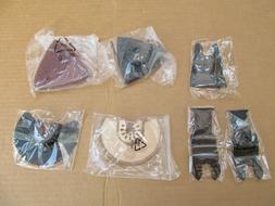 Kobalt Universal Oscillating Multi Tool accessories: Blades