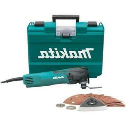 Makita TM3010CX1 3 Amp Variable-Speed Multi-Tool Kit w/ Tool