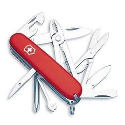 Victorinox 53481 Deluxe Tinker Swiss Army Knife - Red