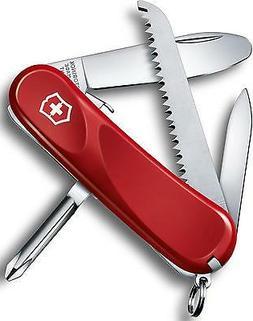 Victorinox Swiss Army Knife Junior 9 Red 85 mm Multi-tool 2.