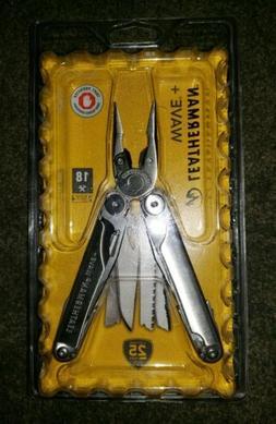 Leatherman Wave Plus 18 Multi-Tool 832563 NEW Factory Sealed