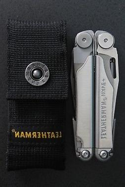 Leatherman Wave Plus  Multi-Tool With Nylon Sheath, 832563,