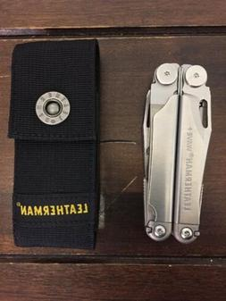 Leatherman Wave Plus Multi Tool.