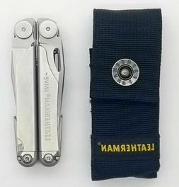 Leatherman~ Wave Plus Stainless Steel Multi-Tools~832563~OOB