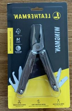 Leatherman Wingman 14-in-1 Multi-Tool Stainless Steel ~ New